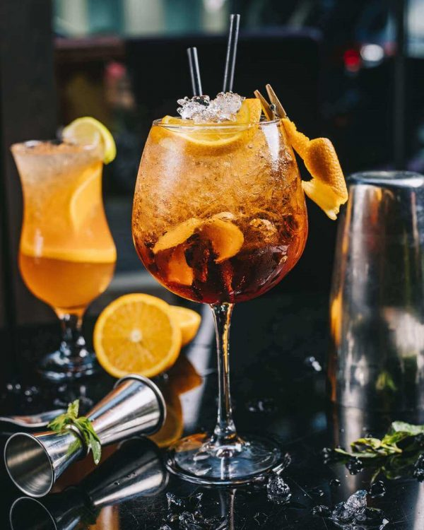 online cocktailworkshop met vrienden