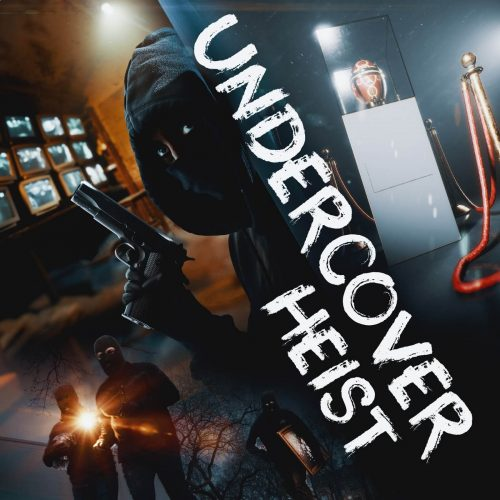 undercover heist online escape room