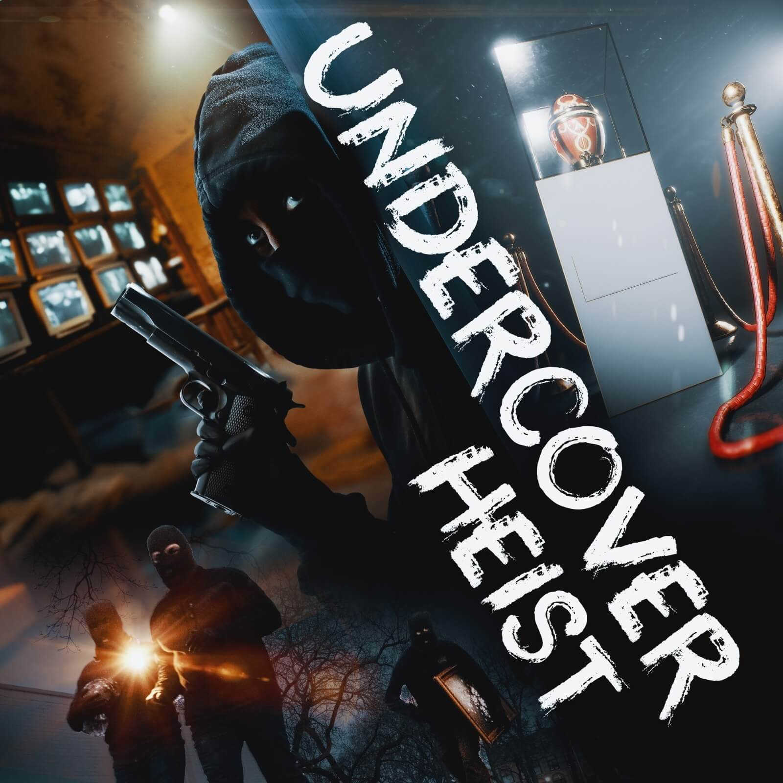 online escape room unsolved mystery deel 2